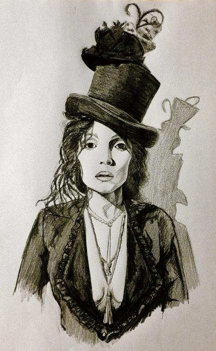 Helena Bonham Carter by Fred